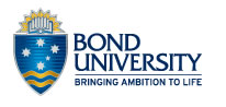 Faculty of Law Bond University - Adelaide Schools