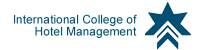 INTERNATIONAL COLLEGE OF HOTEL MANAGEMENT - Adelaide Schools