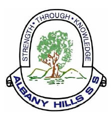 Albany Hills State School - Adelaide Schools