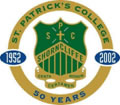 St Patrick's College Secondary - Adelaide Schools