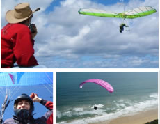 Adventure Air Sports - Paragliding Training - Adelaide Schools