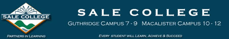 Sale College Macalister Campus - Adelaide Schools