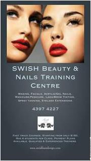 Swish Beauty amp Nails Training Centre - Adelaide Schools