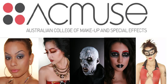 Australian College of Make-up and Special Effects - Adelaide Schools